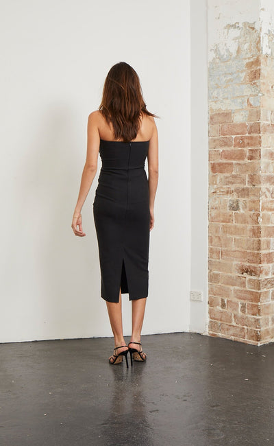 Bec & Bridge Simply Irresistable Dress - Black