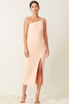 Bec & Bridge Ruby Asym Dress - Peach