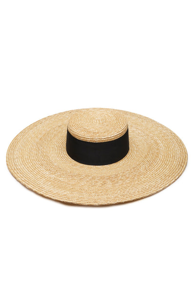 Heather McDowall Daniella Hat - Black