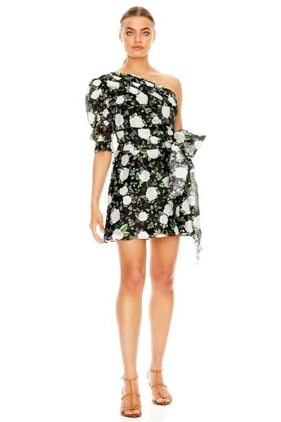 Talulah Tropo Dreams Mini Dress - Dark Floral