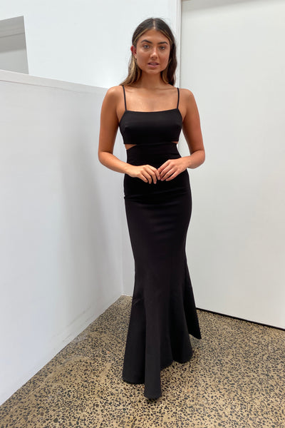 Likely Tamarelli Gown - Black