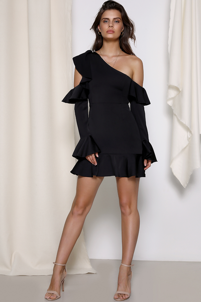 Prem the Label Jackie Dress - Black