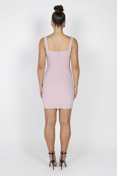 Reign Cartel Zoe Mini Dress - Lilac