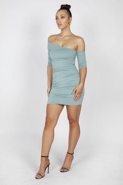 Reign Cartel Kiki Mini Dress - Marine