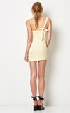 Bec & Bridge Bonita Mini Dress - Butter
