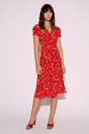 Realisation Par The Teale Dress - Rouge Fleur