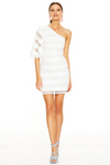 Talulah Manhattan Mini Dress - White
