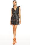 Talulah Burning Desire Mini Dress - Sprinkles Floral