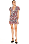 Talulah Roseto Mini Dress - Roseto Floral