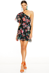 Talulah Cabana Nights Mini Dress - Cabana