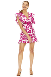 Talulah Les Saison Mini Dress - Carnation
