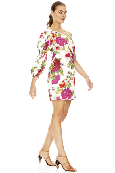 Talulah Beyond Mini Dress - Twilight Bloom