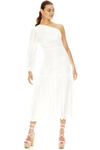 Talulah Never Let Me Go Midi Dress - White