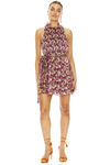 Talulah Shake It Out Mini Dress - Petal