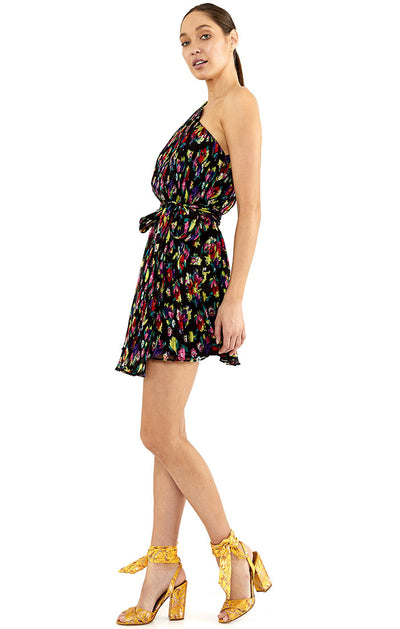 Talulah Imperial Mini Dress - Sugar Posie