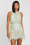 Acler Meredith Dress - Paisley