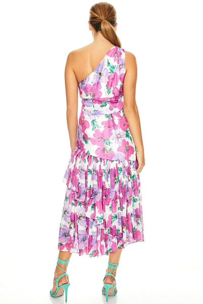 Talulah My Lover Midi Dress - Poppy Paradise