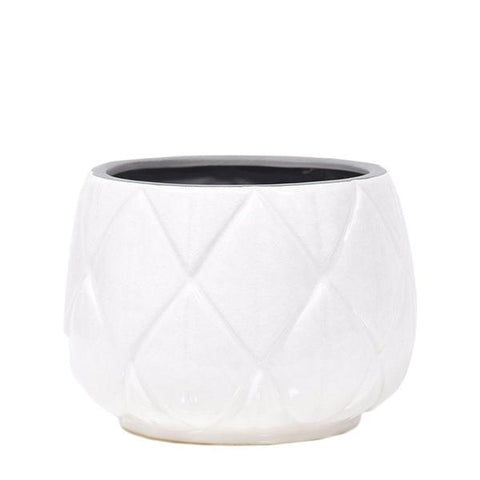 White Ceramic Vase Bloomr