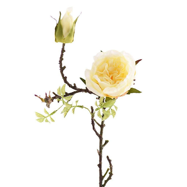 Artificial Cabbage Rose, Faux Cabbage Rose, Fake Cabbage Rose  - Bloomr