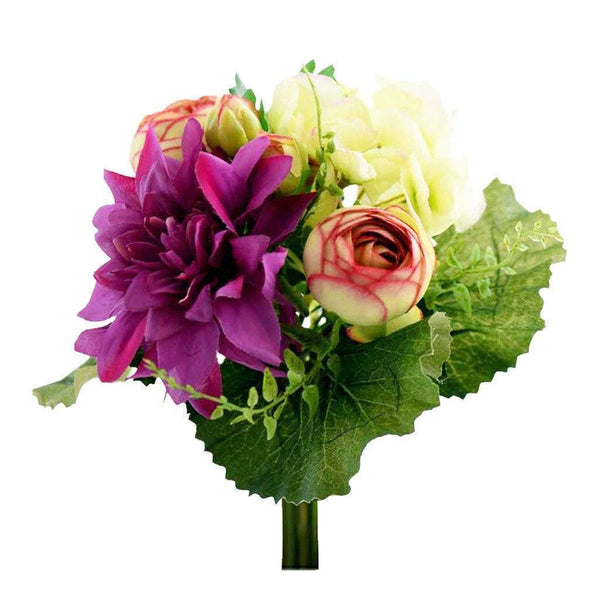 Artificial Flower Bouquet, Faux Flower Bouquet, Fake Flower Bouquet  - Bloomr