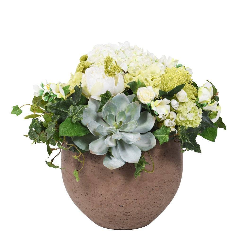 Bloomr Flowers Medium / Vase Modern Simplicity Arrangement artificial flowers artificial trees artificial plants faux florals