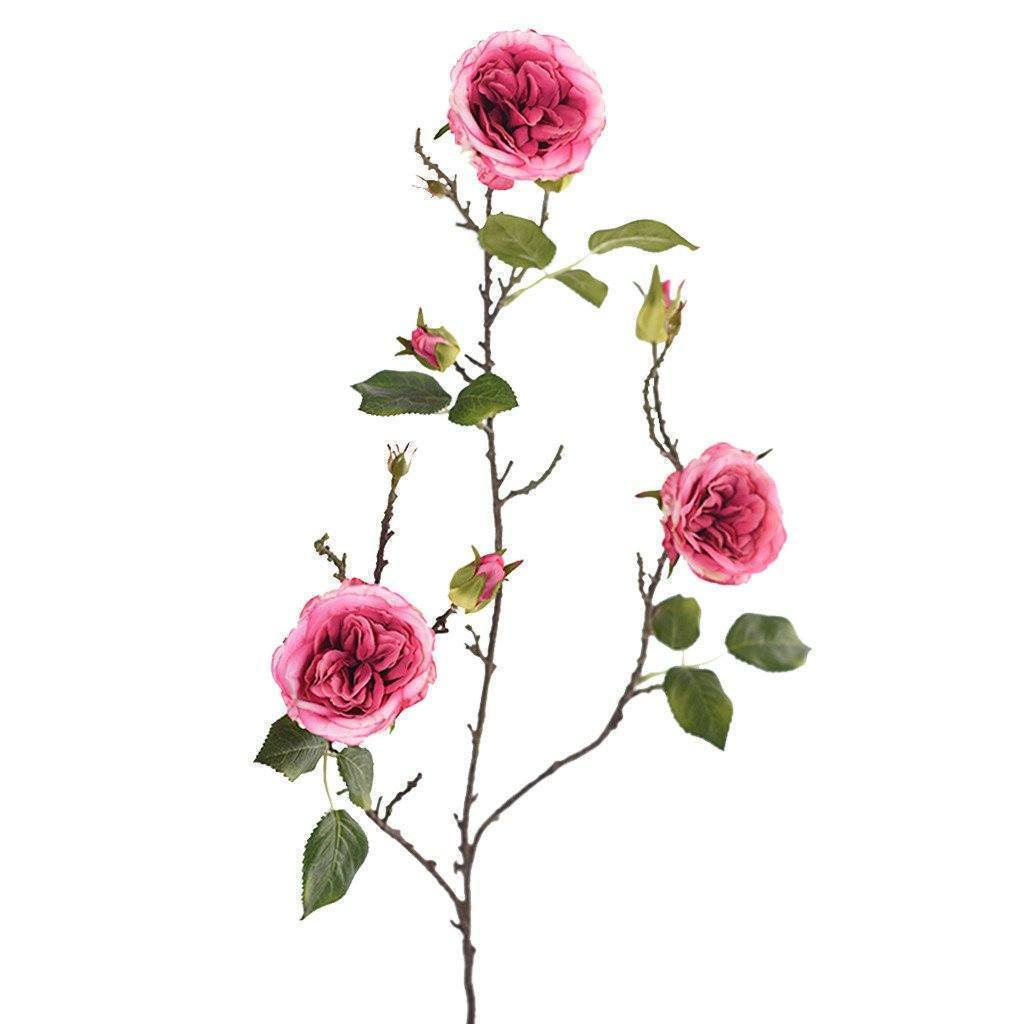 Artificial Rose, Faux Rose, Fake Rose  - Bloomr