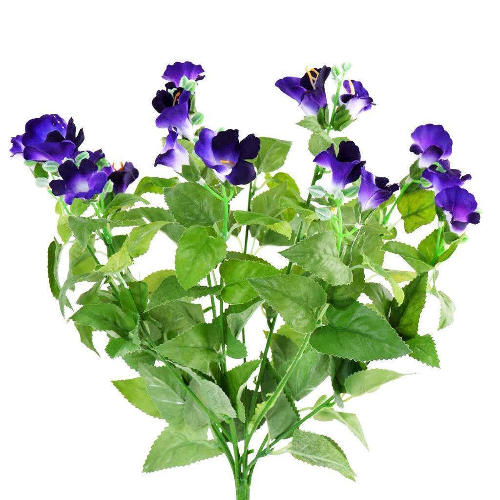Bloomr Flowers Torenia artificial flowers artificial trees artificial plants faux florals