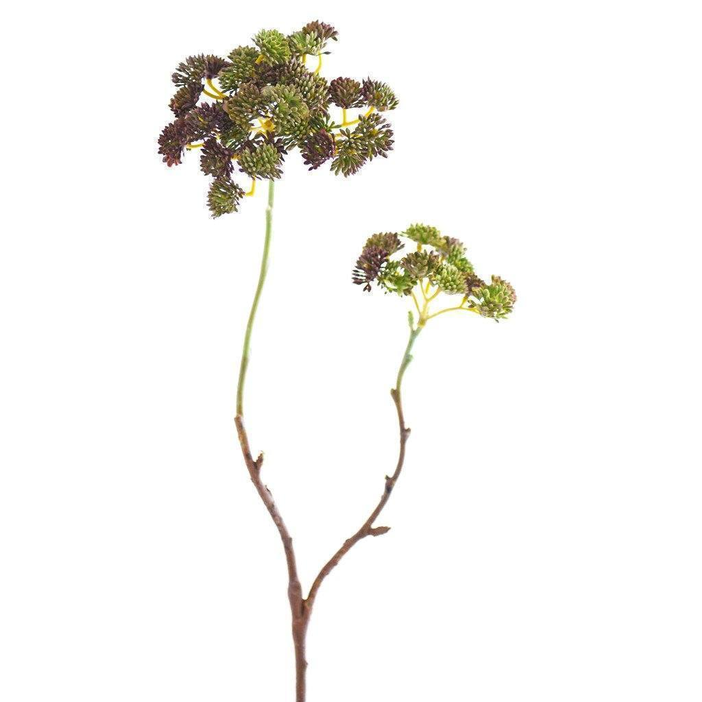 Bloomr Greenery Sedum artificial flowers artificial trees artificial plants faux florals