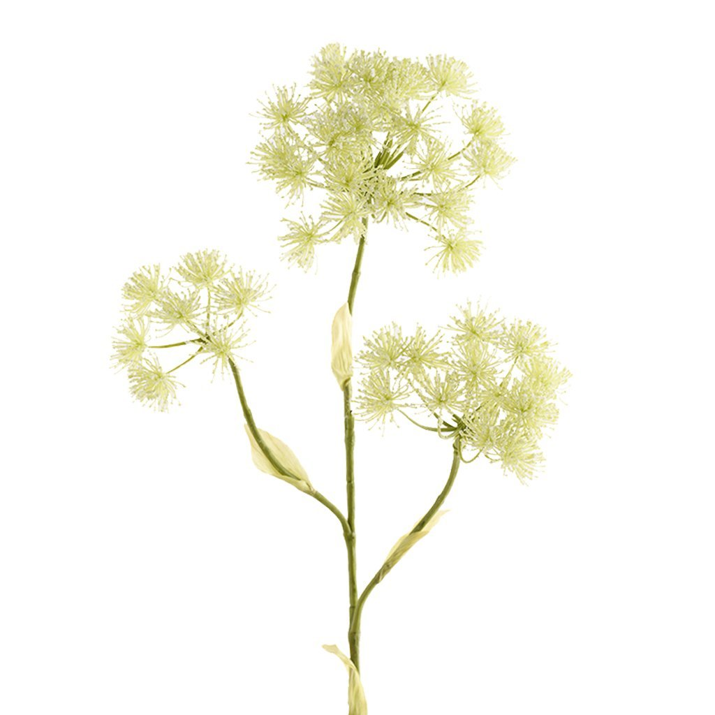 Bloomr-USA Flowers Heracleum Spray artificial flowers artificial trees artificial plants faux florals