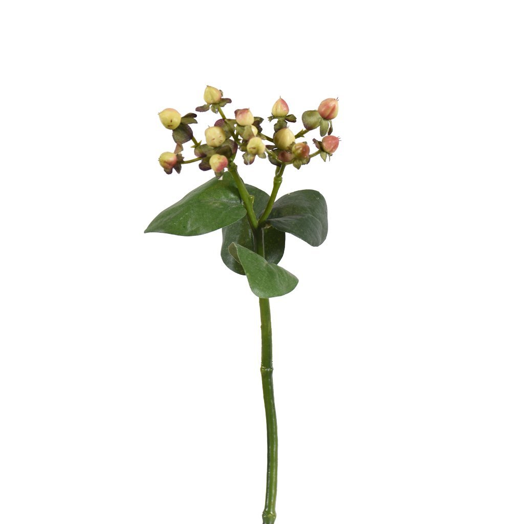Bloomr-USA Flowers Hypericum artificial flowers artificial trees artificial plants faux florals