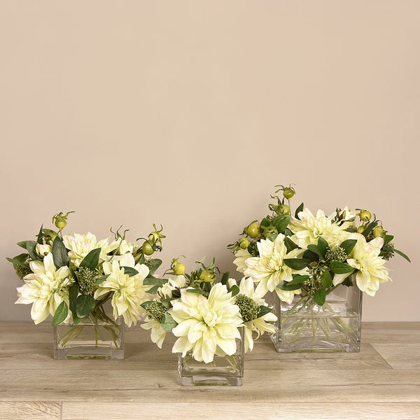 Bloomr-USA Flowers Mix Flower Arrangement artificial flowers artificial trees artificial plants faux florals