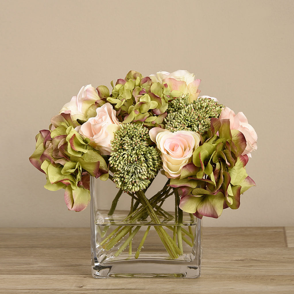 Bloomr-USA Flowers Mixed Flower Arrangement artificial flowers artificial trees artificial plants faux florals