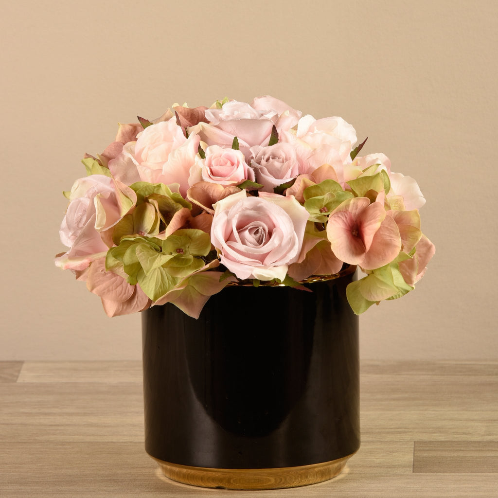 Bloomr-USA Flowers Small Mixed Flower Arrangement artificial flowers artificial trees artificial plants faux florals