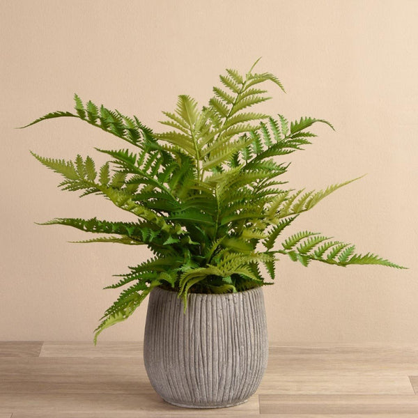 bloomr-usa Greenery Modern Fern artificial flowers artificial trees artificial plants faux florals