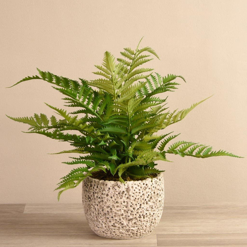 bloomr-usa Greenery Rustic Fern artificial flowers artificial trees artificial plants faux florals