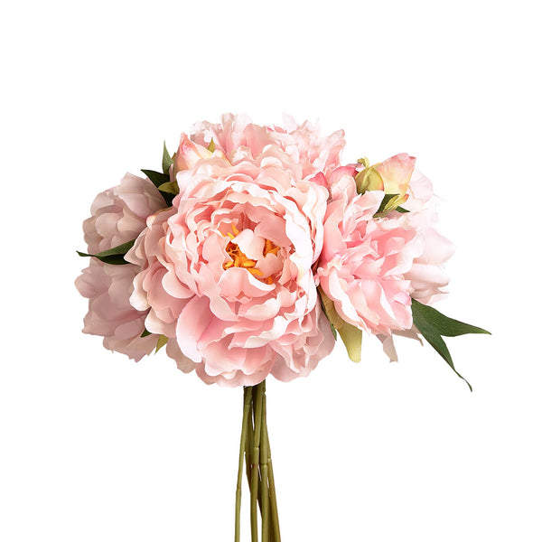 Bloomr-USA Peony Mixed Bouquet artificial flowers artificial trees artificial plants faux florals