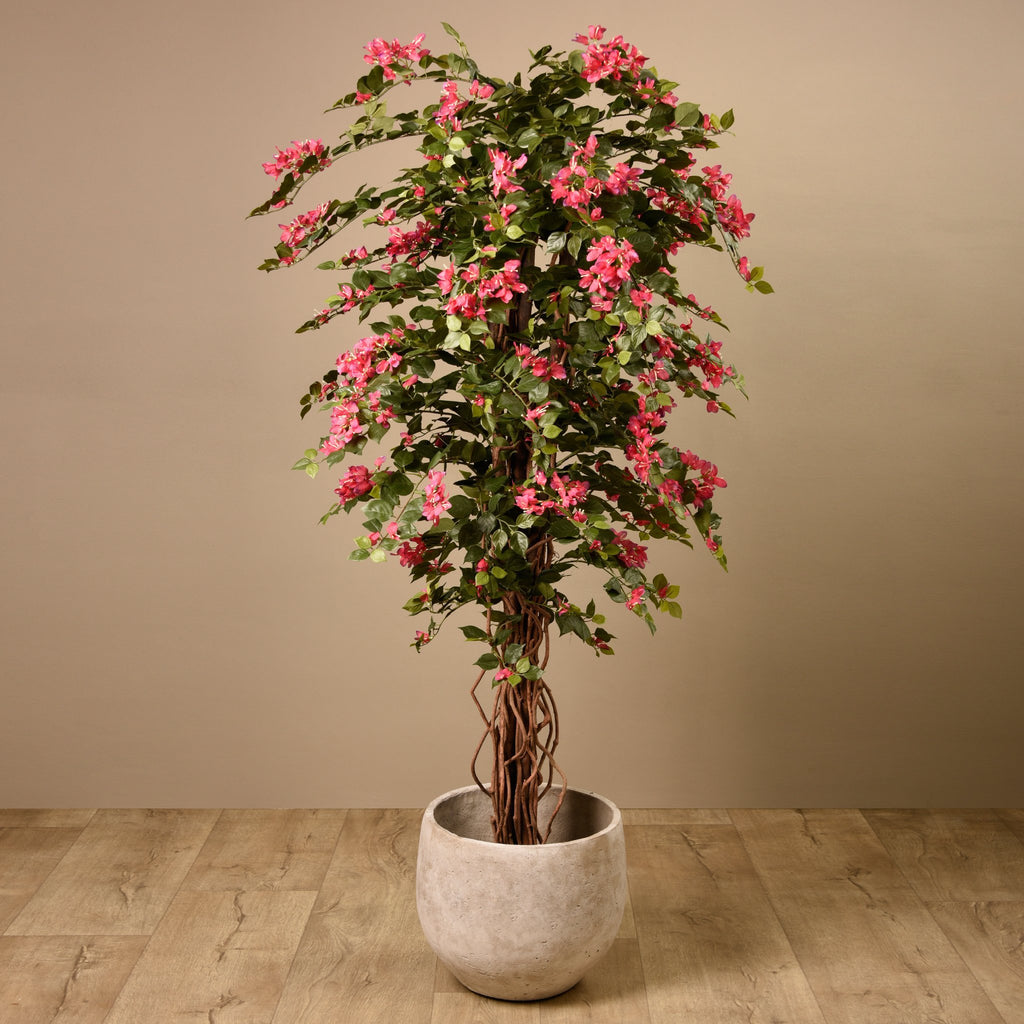 Artificial Bougainvillea Tree, Faux Bougainvillea Tree, Fake Bougainvillea Tree  - Bloomr