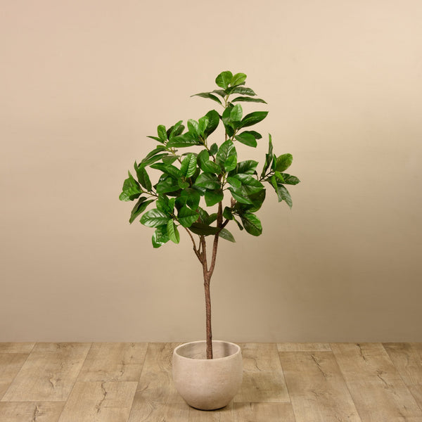 Bloomr-USA Trees Rubber Tree artificial flowers artificial trees artificial plants faux florals