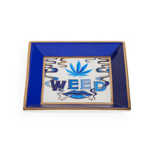 Weed Druggist Square Tray