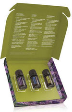 oil kit Lavender Lemon Peppermint