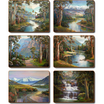 Away From It All Placemats and Coasters