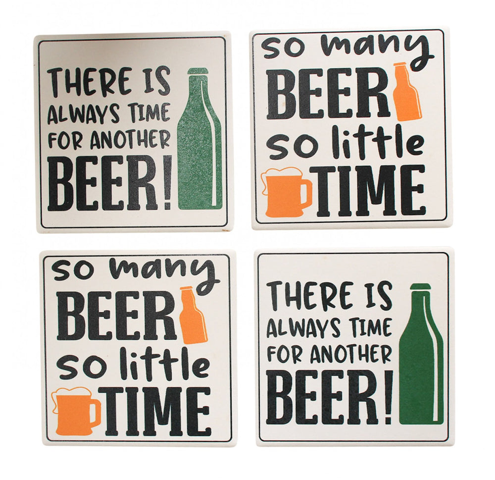Coasters Beer Asstd