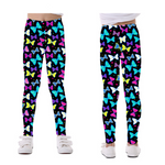 Kids Bowknot leggings