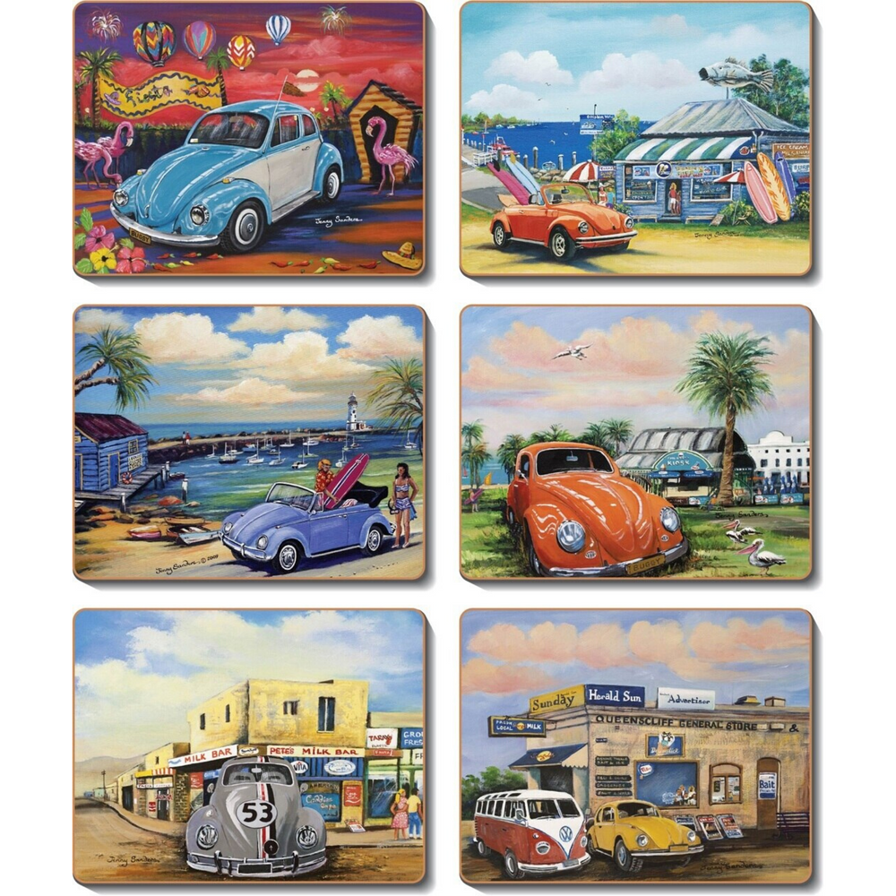 Bugs Placemat and Coasters