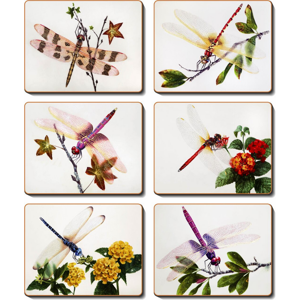 Delicate Wings Placemats and Coasters