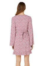 Flora Long Sleeve Dress | Elwood | Brecha