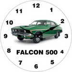 Ford Falcon 500 Clock