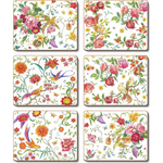Garden Paradise Placemats and Coasters