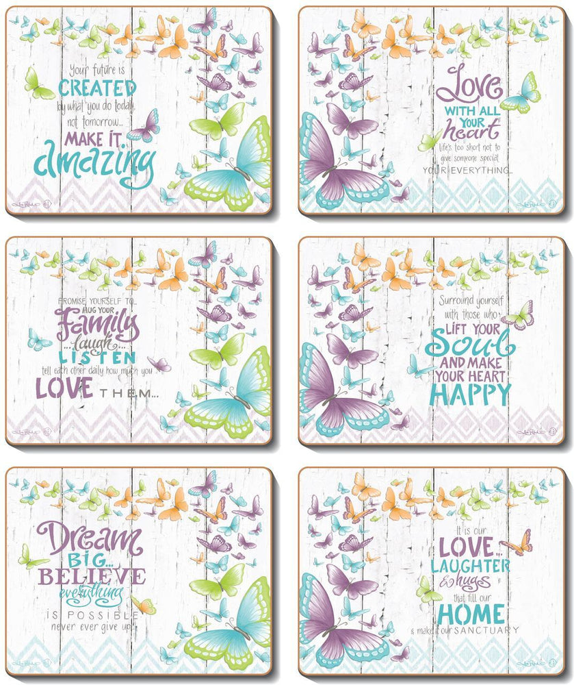 Inner Love Placemats and Coasters