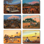 Kelpie Kapers Placemats and Coasters